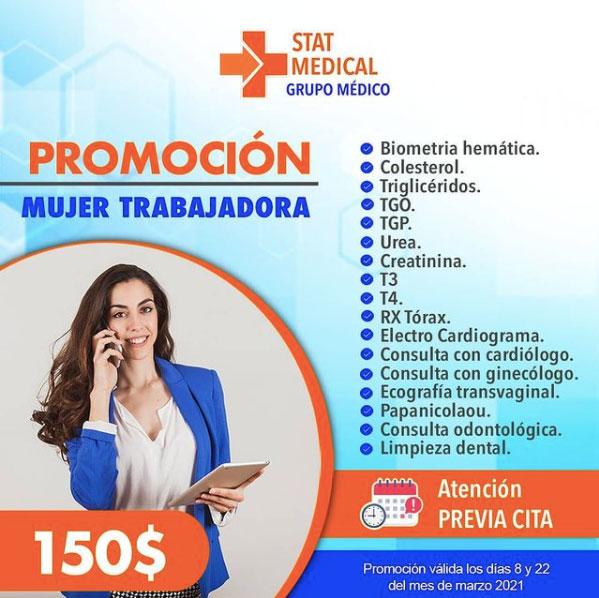 Promoción Mujer Trabajadora