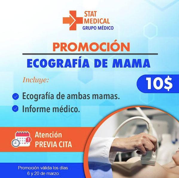 Promoción Ecografía de Mamá