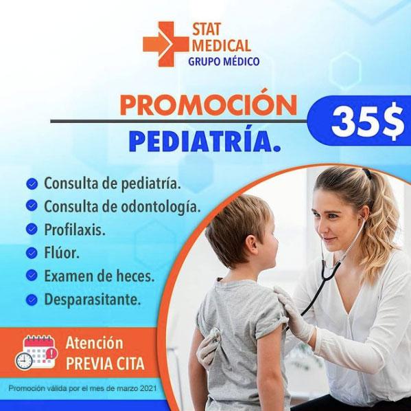 Promoción Pediatría
